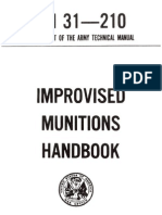 Improvised Munitions