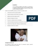 Funciones Del Enfermería Pediátrica