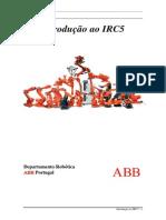 M019 - Manual IRC5 v1