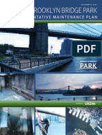Brooklyn Bridge Park Preventative Maintenance Plan Report