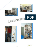 Chap 2 - Les Laboratoires
