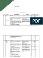Planificare _11 Ecologie Si Protectia Mediului