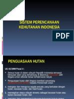 Sistem Perencanaan Kehutanan Indonesia (2)