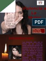 Violencia a Mujer 2015