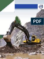 Excavadora Volvo Ec330dlc