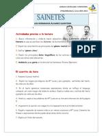 Sainetes Hermanos Álvarez Quintero