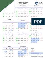 Calendario Academico EPS 2015-16pdf