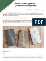 Quantum Go é Bom_ Confira Pontos Positivos e Negativos Do Smartphone
