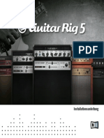 Guitar Rig 5 Setup Guide German