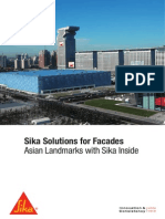 Solutions for Facades Asian Landmarks