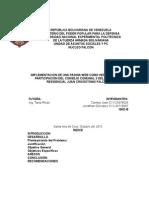 Pagina Web para el Consejo Comunal Juan Crisostomo Falcon