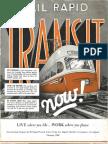 1948 Rail Rapid Transit Now