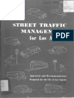1948 Street Traffic Managment for Los Angeles