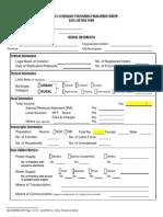 Bgpms form
