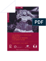 Los afectados por el conflicto armado interno del Perú