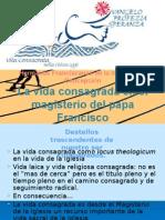 02 La VC en El Magisterio Del Papa Fco