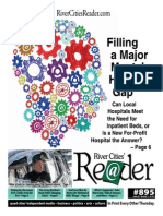 River Cities' Reader - Issue 895 - November 12, 2015