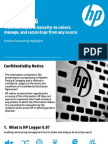 HP _Logger 6_Product Positioning Highlights