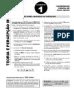Prova Teoria e Percepcao Musical Caderno 1 UFMG 2014