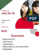 Ielts Orientation British Council
