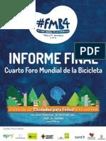 Informe Final Cuarto Foro Mundial de la Bicicleta