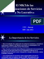 El MKT de Servicios