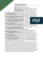 P2 Assignment Sheet