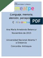 Cartilla Creativa Ana Arredondo Grupo 631