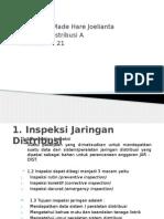 Inpeksi Jaringan Distribusi