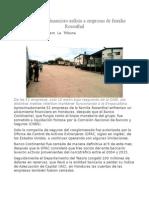 Aislamiento Financiero Asfixia a Empresas de Familia Rosenthal