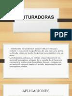 TRITURADORAS