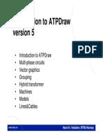 ATPDraw v5 Presentation