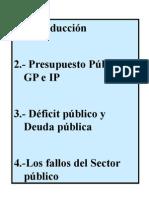 Sector Prublico Economico