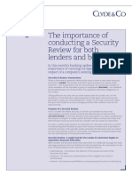 Security Reviews