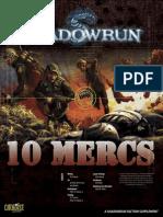 Shadowrun - 10 Mercenaries