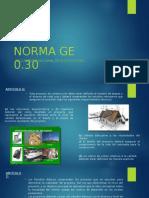 Norma GE 0.30 art 6 al 12 y Norma GE 0.40 cap II.pptx