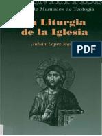 06 Lopez Martin, Julian - La Liturgia de La Iglesia