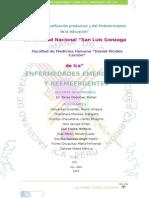 Enfermedades Emergentes y Reemergentes