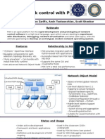 POX SDN open source networking
