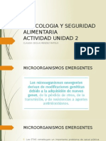 Actividad Unidad 2 TOXICOLOGIA Y SEGURIDAD ALIMENTARIA CURSO VIRTUAL SENA