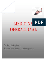 Medicina Tactica y Operacional