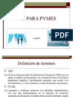 Exposición Contabilidad NIIF para PYMES