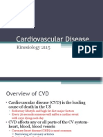 KINE 2115 Chapter 8 Cardiovascular Disease Fall 2014 (1)
