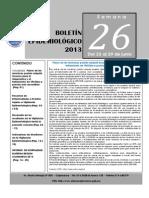 BOLETIN EPIDEMIOLOGICO 26.pdf
