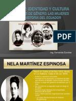 Mujeres en La Historia Del Ecuador