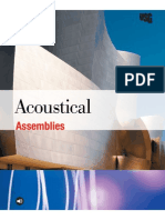 Acoustical Assemblies