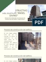 Análisis Constructivo Del Edificio Ángel Divino - Chota