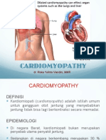 kardiomiopati