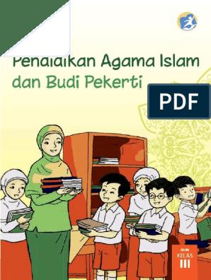 Kelas 03 Sd Pendidikan Agama Islam Dan Budi Pekerti Siswa