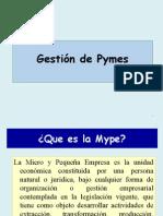 Gestion de Pymes A
